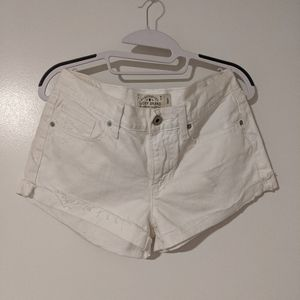 Lucky Brand Cut Off White Shorts